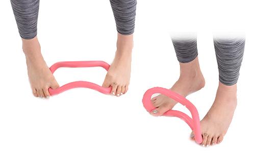㉖外反母趾予防のストレッチ