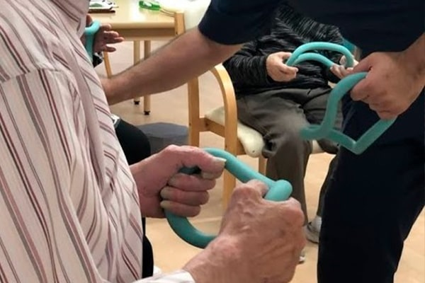 介護施設での活用